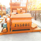 Concrete Mixe with Twin-Shaft (JS500)