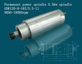 Inverter Driven High Speed Spindle Motor (GDK125-9-18Z/5.5-11)