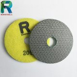600# Grit Electroplated Polishing Pads