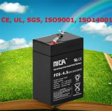 Good Quality 6V 4.5ah Battery 6V4.5ah 20hr Rechargeable Battery 6V4.5ah Rechargeable Battery