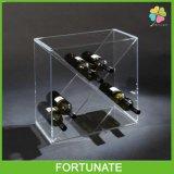 Acrylic Wine Rack Bottle Display Shelf