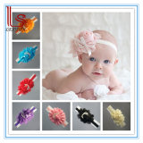 Wholesale Infant Baby Pearl Large Flowers Hair Headbands