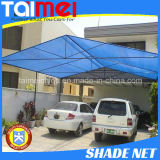 60~350GSM HDPE Knitted Green/Beige/Other Color Car Shade Net