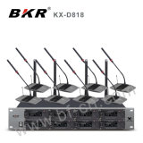 Kx-D818 Eight Channel Conference Wireless Microphone
