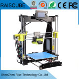 Rise New Acrylic Reprap Prusa I3 Digital Fdm DIY Desktop 3D Printing with PLA ABS