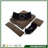 Special Design Velvet Snap Fastener Jewellery Boxes