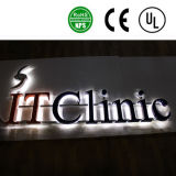 High Quality Back Illuminated LED Channel Letter Signs