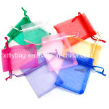Colorful Organza Wedding Favour Jewelry Bag Gift Bag