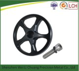Precision CNC Metal Parts Custom Made CNC Auto Wheel Parts