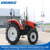Best Price Yto Engine 75HP Agricultural Tractor/Wheel Tractors