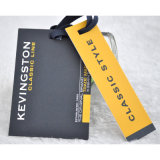 Yellow Hangtags/Swing Ticket with String for Garment