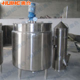 Cold and Hot Mixing Tank for Yogurt