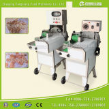 Electric Cooked Meat Slicing Stripping Chopping Cutting Processing Machine