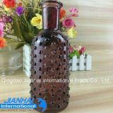 Colorful Glass Bottle for Flower Arrangement