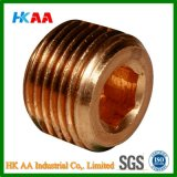 Metric Fine Socket Taper Pressure (Copper) Pipe Plugs (DIN906M)