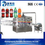 Small Carbonated Soft Drink Automatic Filling Machine for Plastic Bottle