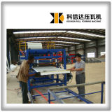 Full Automatic EPS Roof Sandwich Panel Forming Machine