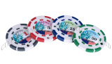 2.5g 2color 8spots Mini Sticker Poker Chips (SY-A03-1)