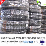 DIN En856 4sh Hydraulic Rubber Hose Manufacturing