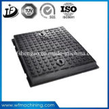 Ductile Iron Manhole Covers Frames with Coating Service
