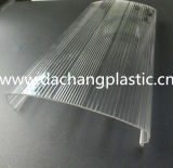 Transparent Acrylic Extrusion Lamp Shade