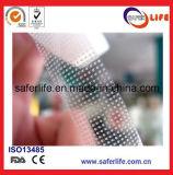 Porous Micro Pore PE Sweatproof Medical Adhesive Tape Tear Transparent Plastic Tape