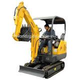 Urban Construction Machinery Excavator Mini Digger