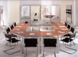 Uispair Modern High Quality MFC Board Staff Office Meeting Conference Table