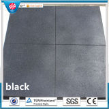 Anti-Slip Rubber Flooring/Recycle Rubber Tile/Wearing-Resistant Rubber Tile