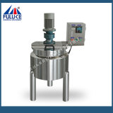Flk 1000L, 2000L Stainless Steel Steam Jacketed Mixing Tank