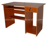 PVC Coated Wooden Computer Desk (RX-235A)