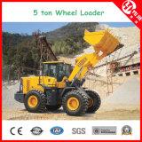 Zl50 High Efficiency 5 Ton Wheel Loader with Fork (5000kg)