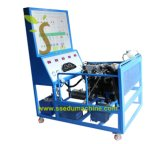 Educational Petrol Engine Vocational Training Equipment Didactic Equipment Demonstrational Board