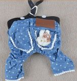 Dog Clothing Jeans Pet Product