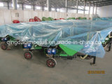 Round Hay Bale Wrapper