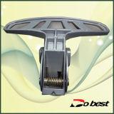 Aluminum Bus Seat Foot Rest