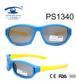 Light Colorful Sport Boy Children Kid Plastic Sunglasses (PS1340)