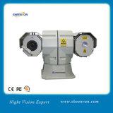 4.5-135mm Lens Vehicle and Police Car Mounted Laser Illumination Night Vision Camera