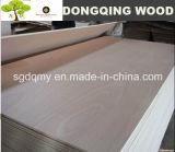 Okoume /Bintangor/ Pencil Cedar /Red Hardwood Commercial Plywood with 1220X2440mm