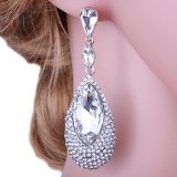 Jewelry Earring Wedding Gold Tone Bride Earring Drop Design Earring