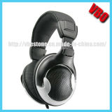 Black Cool Big Gaming Computer Headphones
