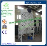 Ccaf Sand Blasting Booth Cartridge Dust Collector