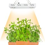 Full Spectrum High Power Dimmable 200W LED Grow Light Plant Lights for Green House
