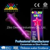 Glow Star Wand of Party, Glow Stick Holiday Light Stick