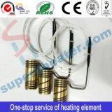 Hot Runner Coil Brass Heater