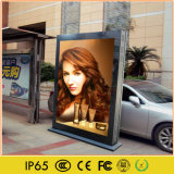 Double Sided Front Maintenance LED Ads Video Screen