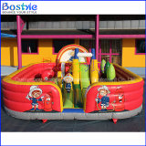 Fun City Playground Inflatable Amusement Park for Children