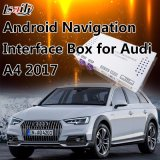 7 Inch Android 5.1 GPS Navigation for Audi A4 2017 4gmmi System with Igo Map