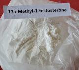 Muscle Building Steroid Powder 17A-Methyl-1-Testosterone CAS 65-04-3