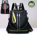 Chrildren Backpack Genuine Leather Bags High Quality Nylon Bag Waterproof Backpack From China Factory Bk24